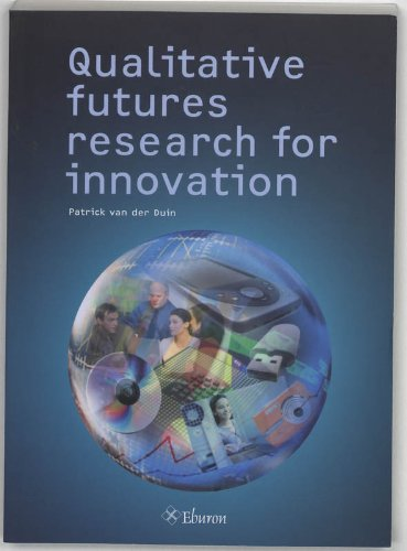 9789059721159: Qualitative Futures Research for Innovation