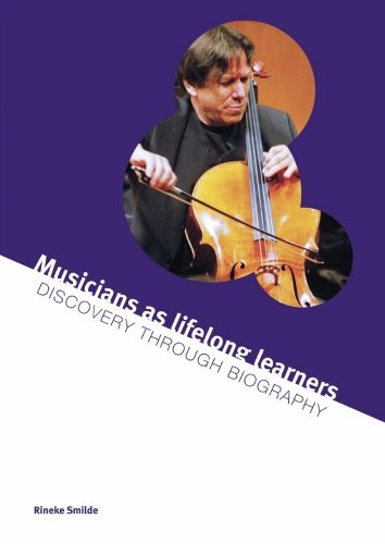 9789059723016: Musicians as lifelong learners: discovery through biography