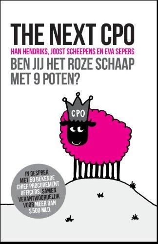 9789059728288: The Next CPO: ben jij het roze schaap met 9 poten?