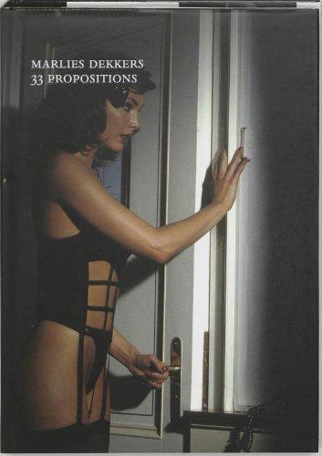 Marlies Dekkers: 33 Propositions [First Printing]: Ferrill, Meghan