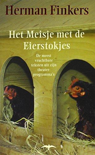 9789060055359: Het meisje met de eierstokjes / druk 1: de meest vruchtbare teksten uit zijn theaterprogramma's (1992-1997)