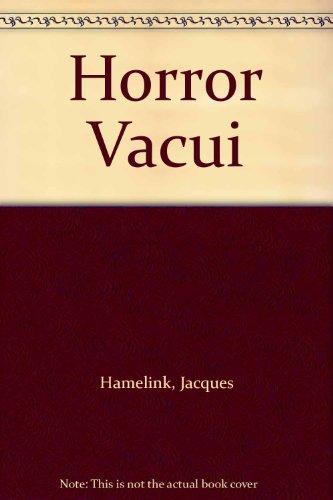 9789060120026: Horror Vacui