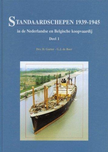 9789060132050: Standaardschepen 1939-1945 1