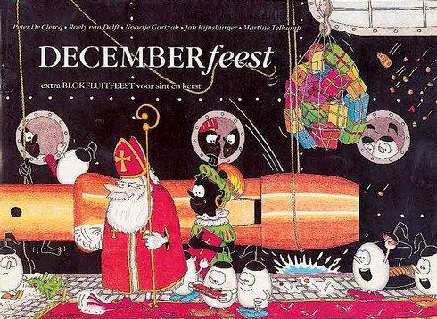 9789060207253: Decemberfeest: extra blokfluitfeest voor sint en kerst