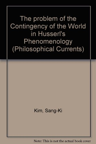 The problem of the Contingency of the: Sang-Ki Kim