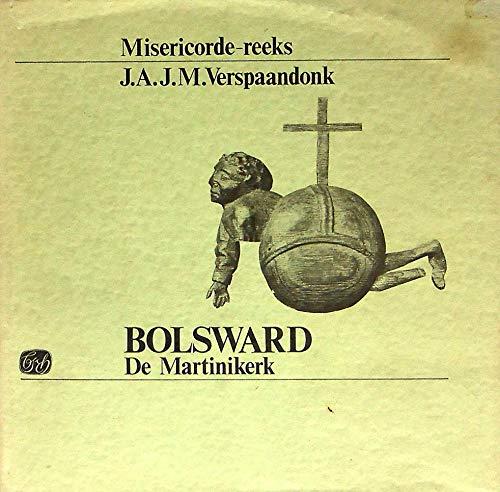 9789060642054: Bolsward, de Martinikerk (Misericordereeks ; 2) (Dutch Edition)