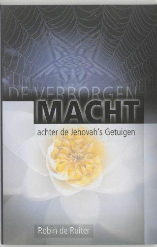 De verborgen macht achter de Jehovah's Getuigen: Ruiter, Robin De