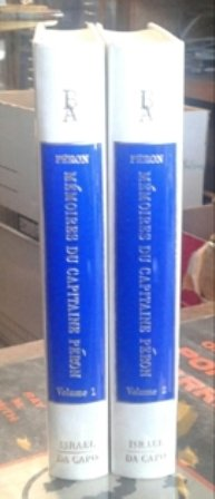 Memories Du Capitaine Peron, in 2 Volumes: Peron, Francois