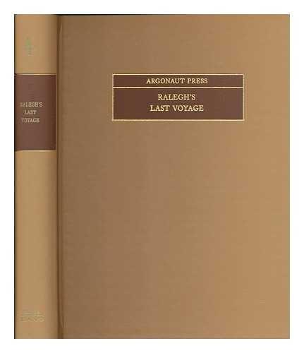 9789060727041: Ralegh's last voyage