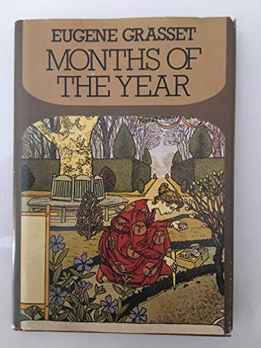 Months of the Year (9789060743577) by Eugene Grasset