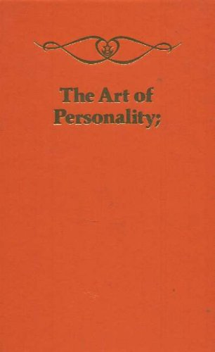 The Art of Personality: Series I, Part I