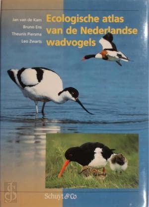 Ecologische atlas van de Nederlandse Wadvogels.: KAM, JAN VAN