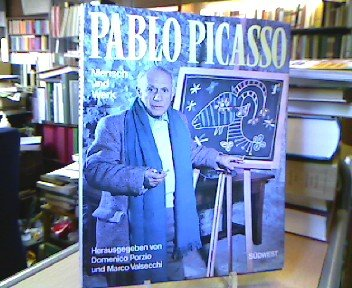 Picasso: mens en werk 9789061132783 Geïllustreerd / Illustrated / Illustré / Illustriert / 9061132789 / History of art / Nederlands / Dutch / Néerlandais / Niederländisch / hard cover / dust jacket / 24 x 30 cm / 269 .pp /