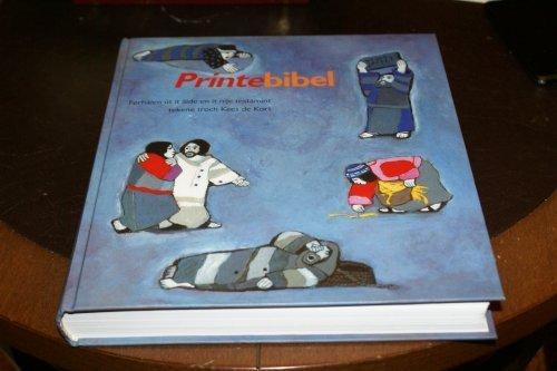 9789061265696: Printebibel Frisian Children's Bible (Frisian Bible with Pictures for Children)