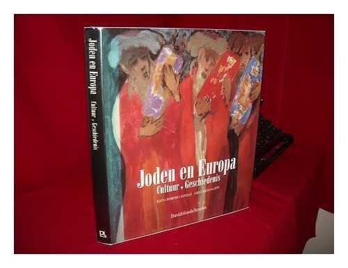 Joden en Europa : cultuur , geschiedenis.: Romero, Elena.