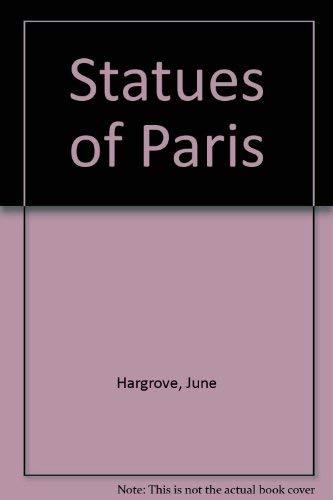 9789061532095: Statues of Paris
