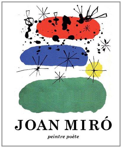 9789061533481: Joan Miro : Peintre-po�te