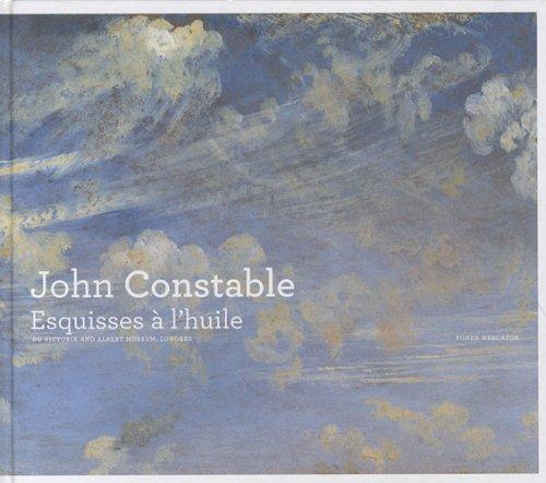 JOHN CONSTABLE ESQUISSES A L HUILE: EVANS MARK