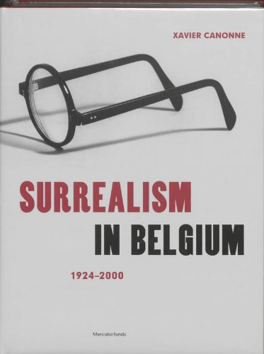 9789061536628: Surrealism in Belgium: 1924 - 2004 (Mercatorfonds)