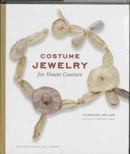 9789061536833: Costume Jewelry for Haute Couture