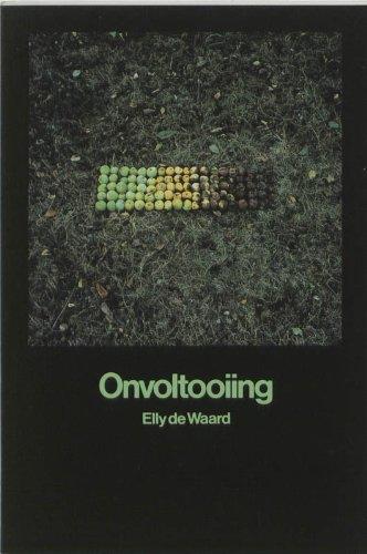 ONVOLTOOIING: WAARD, ELLY DE