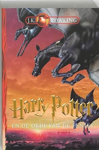 Harry Potter en de Orde van de Feniks (Dutch Edition) (9789061697008) by J.K. Rowling