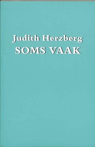 Soms vaak.: Herzberg, Judith.