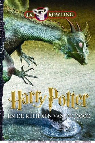 9789061698319: Harry Potter en de Relieken van de Dood (Harry Potter, #7)