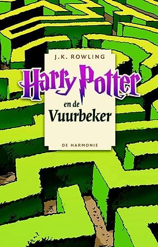 9789061699798: Harry Potter en de Vuurbeker (Harry Potter #4)