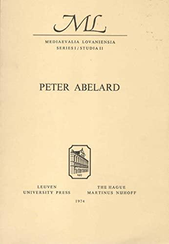 Peter Abelard.: Buytaert, E. (ed.)