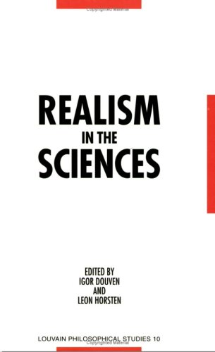9789061867630: Realism in the Sciences: Proceedings of the Ernan McMullin Symposium, Leuven 1995 (Louvain Philosophical Studies)