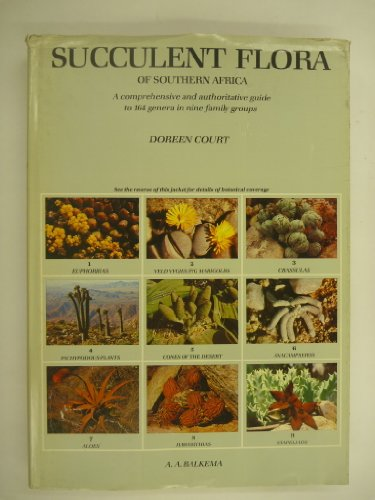 9789061910916: Succulent Flora of Southern Africa