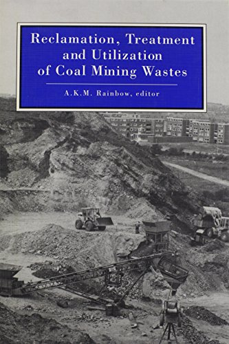 Reclamation, Treatment and Utilization of Coal Mining Wastes: Proceedings of the Third ...