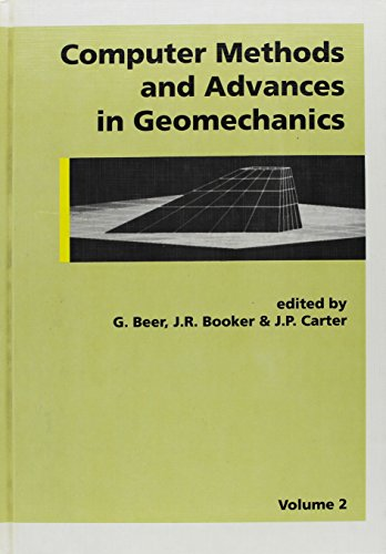 Computer Methods and Advances in Geomechanics: v. 2 (Hardback)