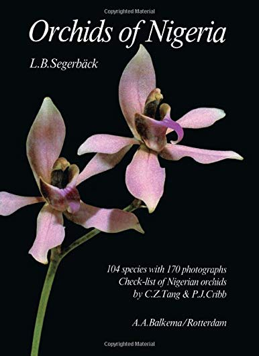 9789061912170: Orchids of Nigeria