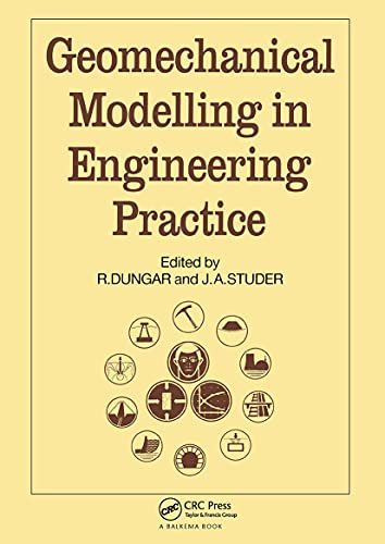 9789061915188: Geomechanical Modelling in Engineering Practice