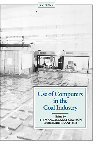 9789061916550: Use Computers in Coal Industry 3rd