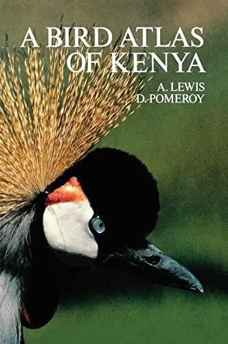 9789061917168: A Bird Atlas of Kenya