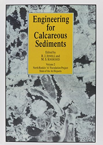 9789061917540: Engineering for Calcareous Sediments Volume 2