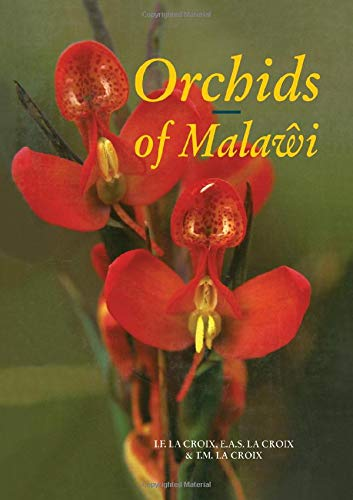 Orchids of Malawi: The Epiphytic and Terrestrial: LaCroix, Isobyl (Author)/