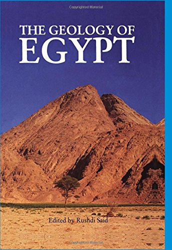 The Geology of Egypt: Said