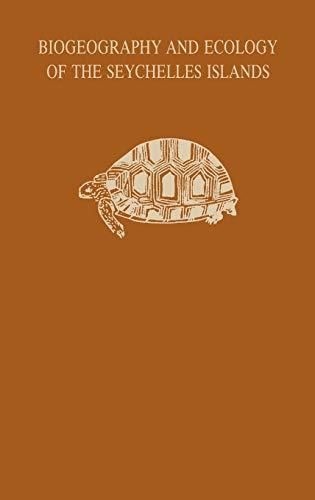 9789061931072: Biogeography and Ecology of the Seychelle Islands (Monographiae Biologicae)