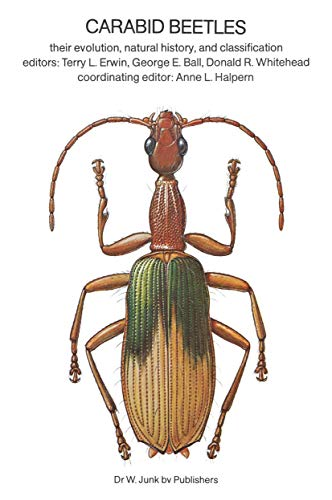 9789061935964: Carabid Beetles: Their Evolution, Natural History, and Classification