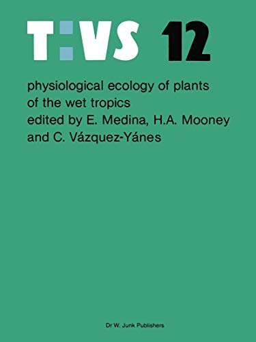 Physiological Ecology of Plants of the Wet Tropics (Tasks for Vegetation Science): n/a