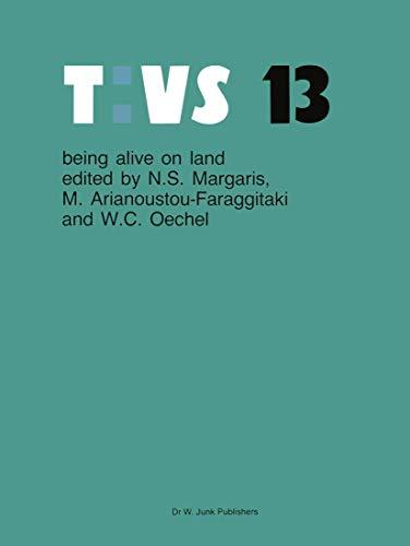Being Alive on Land (Tasks for Vegetation