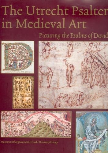 9789061943280: Utrecht Psalter in Medieval Art: Picturing the Psalms of David
