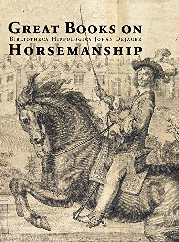 Great Books on Horsemanship: Bibliotheca Hippologica Johan Dejager: HORST, Koert van Der