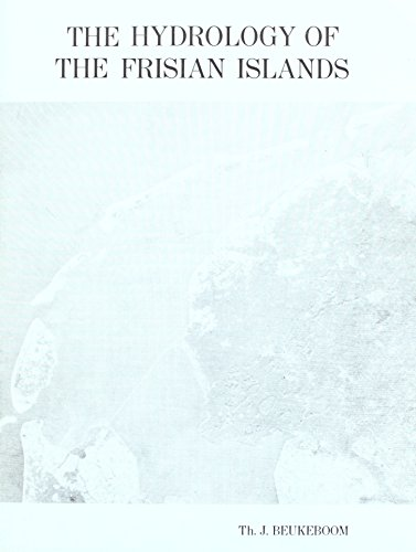 9789062034192: The Hydrology Of the Frisian Islands.