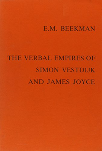9789062036950: The Verbal Empires Of Simon Vestdijk And James Joyce.(Costerus NS 40)