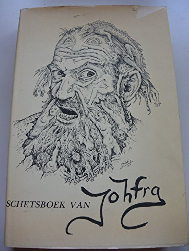 Schetsboek van Johfra: Met een inleiding van Boud van Doorn (Dutch Edition) (9789062072316) by Johfra